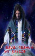 Jesus/ Yeshua my savior by Jotellersd