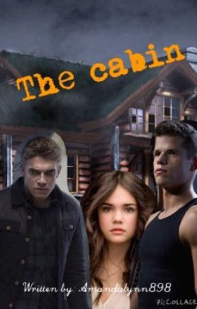 The cabin by AmandaLynn898