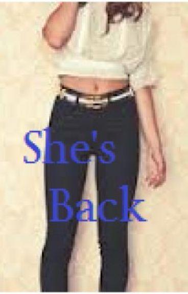 She's Back