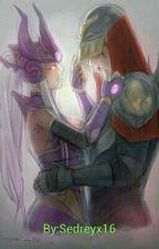 La soberana y el maestro de las sombras by Sedreyx16
