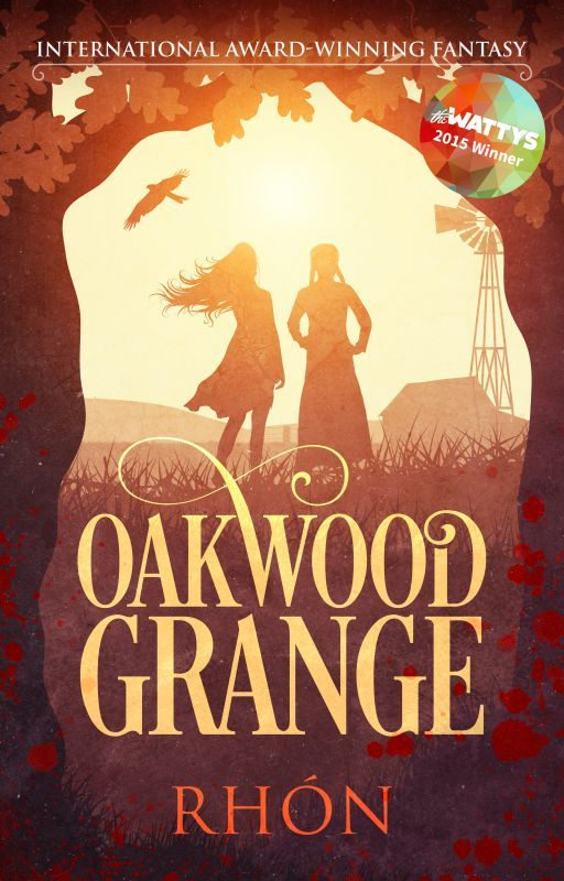 Oakwood Grange by Pyrography