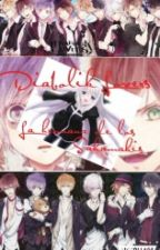 Diabolik Lovers: la hermana de los Sakamakis [En Edición] by love-animes