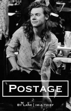 Postage [hs au] by Im-a-thief