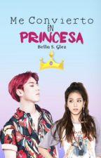 Me convierto en princesa by cbellaGlez