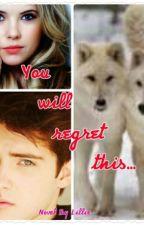 You will regret this... by XxCheerImaginationxX