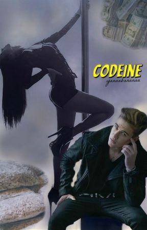 Codeine || Interracial JB by yanaabananaa