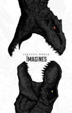 Jurassic World Imagines by -CaptainObvious-