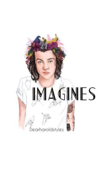 Imagines | Harry styles