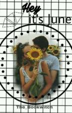 Hey, It's June. by The_Bookwitch