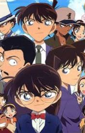 Sucked into the World of Detective Conan by SecretHimitsu