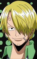 Why sanji is perverted and why sanji cross-dresser stop by Mizu-ya