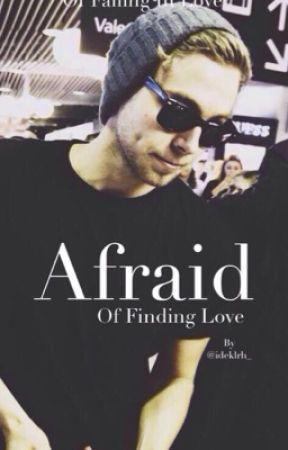 Afraid • l.h by ideklrh_