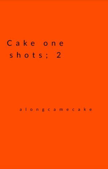 Cake one shots; 2 | boyxboy