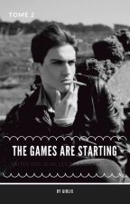 «EN RÉECRITURE» TOME 2 • The Games Are Starting. by Girlix