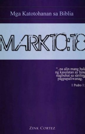 Mark10:18 by SuperZink