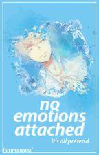 No Emotions Attached (Slaine Troyard x Reader) by HarmonySoul