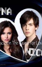 Percy Jackson and the quest for love by awesome_Ishani