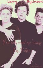 You only want me 'cause I'm Taken | Larry Stylinson by larryberettelser