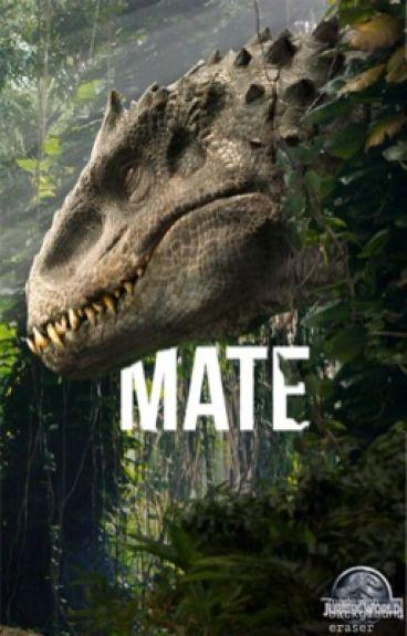 Mate (Owen Grady x I. Rex!Reader)