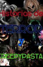 historias de terror y creepypastas by nekothesmile
