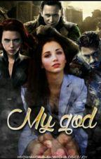 My god (Loki) by Dennysskaa