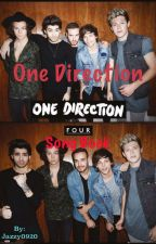 One Direction Song Book by JazmineBrooke_