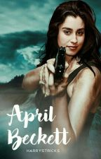 April Beckett [H.S] by harrystricks