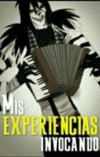 Experiencia Crepypastas: by Nina_Terror