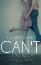 The Boy Who Can't Grow Up by Chaotic_Generation