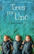 Tres por uno {Larry Stylinson} [M-preg] by BUCKHARDT