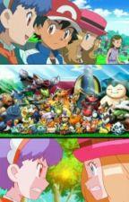 Miette's mind games: Pokemon XY Fanfiction 1 by MarshallArtist