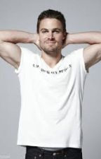 My Own Superhero (A Stephen Amell FanFic) by katedp