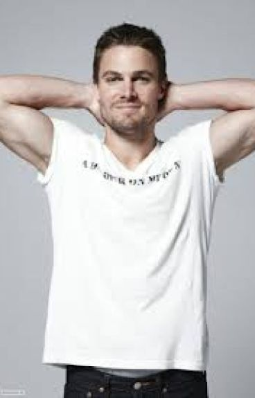 My Own Superhero (A Stephen Amell FanFic)