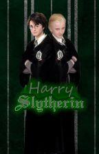 Harry Potter: Harry Slytherin by littlejadelady