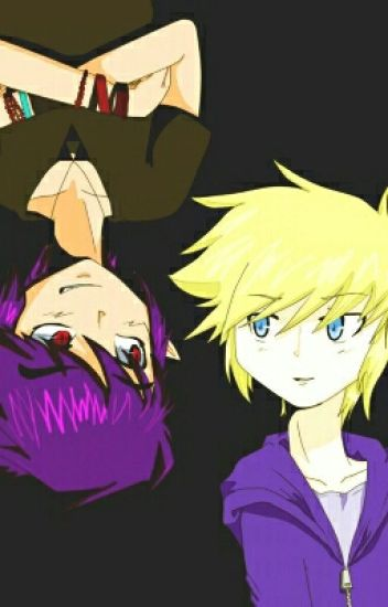 Vio Link x Shadow Link (Yaoi)