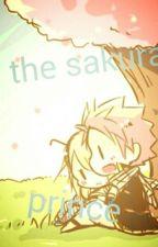 the sakura prince by rwby12345