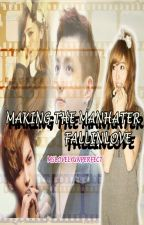 making the manhater fall inl♥ve by aeeminsane