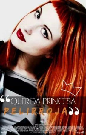 Querida Princesa Pelirroja (Lesbian) by candyface1D
