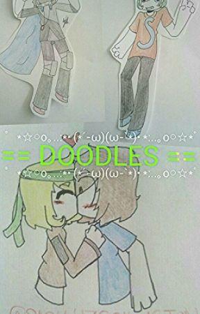 Doodles! by TwinkiesAndBananas