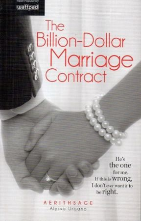 The Billion-Dollar Marriage Contract by pandayanbookshop