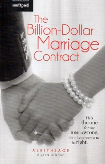 The Billion-Dollar Marriage Contract