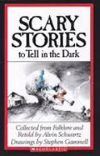 Scary Stories To Tell In The Dark by Slender__Girl