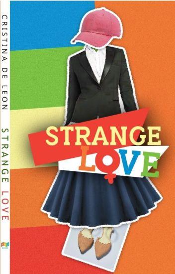 Strange Love (SELF PUBLISHED BOOK)