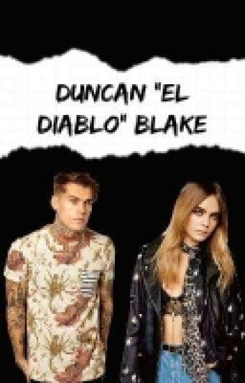 """Duncan """"El Diablo""""  Blake"""