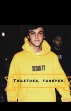 Together , forever. -Ethan Dolan fanfic. by Blurryfaceed_