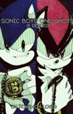 Sonic Boys [X Reader] One-Shots by cringyfujoshi