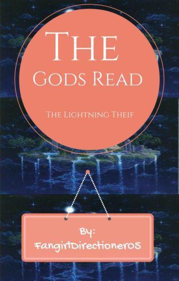 The Gods read Percy Jackson
