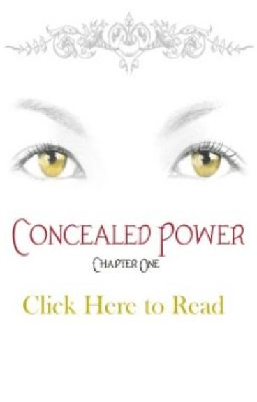 Concealed Power: The Healers of Meligna by KylieJColt