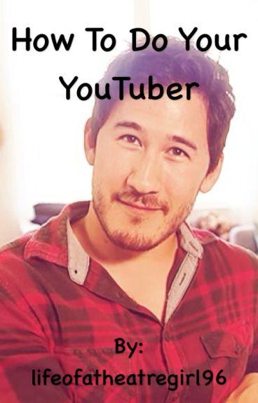 How To Do Your YouTuber (Markiplier smutshots)