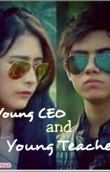 Young CEO and Young Teacher